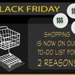 Black Friday Shopping Is Now On Our To-Do List For 2 Reasons