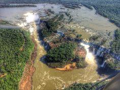 Iguazu from the air