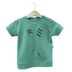 Big oars mint-green Tshirt