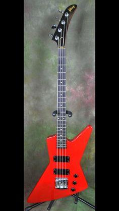 Gibson Explorer Bass
