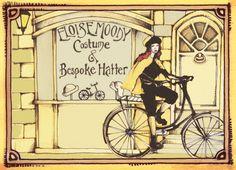 Eloise Moody Costume & Bespoke Hatter