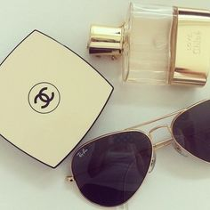 Channel & Ray Ban