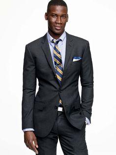 Ludlow Italian wool suit #menswear #alifewellsuited #style