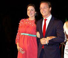 Jaime de Borbón y Parma y su mujer esperan su primer hijo en febrero