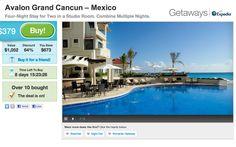 Mexico - 4 nights $379