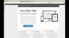 Wordpress Basics - Editing the Home Page - https://www.xing.com/profile/Mark_Belfiore/activities