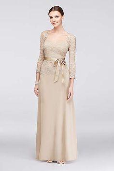 Spanish Mom Wedding Dress
