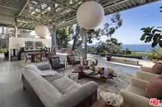 Natalie Portman's New Montecito Mansion is Indoor Outdoor Living Perfection