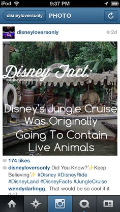 It's true, that was the original idea, but it was agreed that the animals probably wouldn't corporate, so they decided to use Auto Animatronics instead.