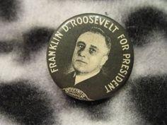 FDR - Democrat 1932