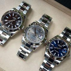Happy Friday DATEJUST 2 Ref 116334 | http://ift.tt/2cBdL3X shares Rolex Watches collection #Get #men #rolex #watches #fashion