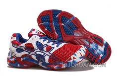 Buy Latest Listing Asics Gel Noosa Tri 7 Mens Sport Red Royal Blue White  Latest Now cfec557ad