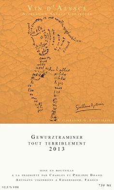 #Vin libre #Domaine Brand&Fils #gewurztraminer #vin #naturel