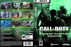Gamecover | Baixar de capas DVD e Bluray: Capa Call Of Duty Collection PC