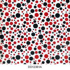 Hydrographic film design pattern DD12361A