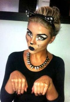 TheDollyRockers: Halloween make-up inspiration!