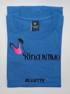 T-SHIRT BIMBO NAVIGARE ART. 13020 COLORE BLUETTE