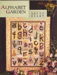 Alphabet Garden - Eva Barba Alencar - Picasa Webalbumok