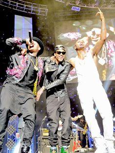 Chris Brown, August Alsina, and Trey Songz #fine #sexymen