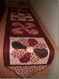 hand quilted