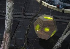 5osA: [오사] :: *오리가미 모바일 레지던스 파빌리온 [ LAVA ] digital origami emergency shelter