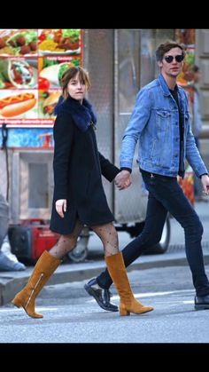 Dakota and Matt in NYC 10/18/15