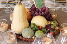 La mesa otoñal que realizamos para Mi Boda Rocks Experience/ Autumn deco for rustic weddings