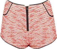 ShopStyle: Co-Ord Boucle Shorts #shopstylefavorites