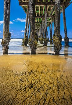 #Imperial Beach, Portwood Pier, San Diego, #California            Best places to stay in #SanDiego  www.booking.com/city/us/san-diego.en-gb.html?aid=305842&label=pin