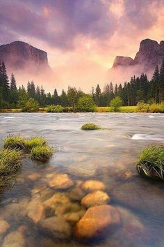 Yosemite National Park is a National Park in Yosemite Valley. Plan your road trip to Yosemite National Park in CA with Roadtrippers. Foto Nature, All Nature, Amazing Nature, Parc National, Yosemite National Park, Belle Image Nature, Places To Travel, Places To See, Outdoor Fotografie