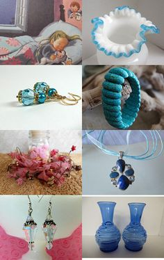 """Beautiful Easter and Mother's Day Gift Ideas from the KISteam"" by ShopOfCraftsByMyrna  --Pinned with TreasuryPin.com"