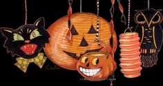 Animated Vintage Halloween Figures Pictures, Photos, and Images ...