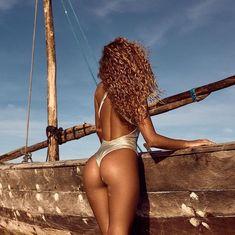 "@fitnessgirls.planet on Instagram: ""Credit @thejulia Ph: @joakim__karlsson #fitnessgirl #fit #fitnessmotivation"" Famous Models, Summer Flowers, Naked, Fitness Motivation, Around The Worlds, Dreadlocks, Photo And Video, Hair Styles, Beauty"