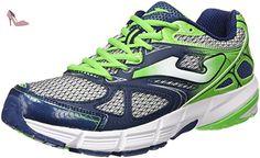 Joma R.Vitaly 617 Marino, Chaussures de Running Homme, Bleu Marine-Fluo, 47 EU - Chaussures joma (*Partner-Link)