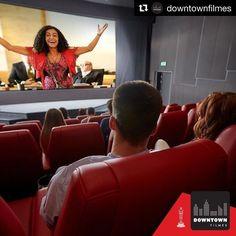 #Repost @downtownfilmes  UAU! Com 143 filmes o cinema brasileiro bateu recorde de lançamentos em 2016. De acordo com a Ancine (Agência Nacional do Cinema) foram 143 longas-metragens 97 deles do gênero ficção 45 documentários e uma animação. Esse é um marco muito especial para a nossa cultura e você também faz parte dele.#downtownfilmes #novidade #recorde #cinema #cinemanacional #filme #Ancine http://ift.tt/2mY5rlC