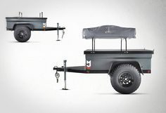 Meet the ultimate utility trailer. The Morv by Manley was inspired by the iconic military M416 trailer, but is built to meet the demands of virtually any application. http://lumberjac.com/2014/05/morv-m416-trailer/