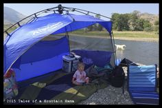 Favorite Beach Set-Up with Lightspeed Outdoors! | Tales of a Mountain Mama