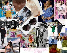 Mood board 1. #Blackpink #CocoChanel #FridaKahlo #Beyonce #NickiMinaj #Rihanna #Fashion #Women #DigitalEra #Luxury #BLACK