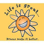 Life is Great with Braces! Join our Brace Dynasty today! www.draustinsmiles.com