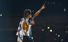 One Direction at the WWA tour in Montevideo, Uruguay - 06.05.14 #15