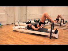 This Adelaide Pilates machine exercise will strengthen the legs & tone the butt!  Client Testimonials: http://www.pilatesinnerstrength.com.au/adelaide-clinical-pilates-studio-testimonials/  Like us on Facebook: www.facebook.com/pilatesandbarre