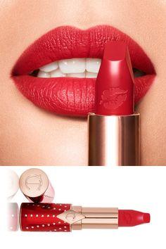 Makeup News, Charlotte Tilbury, Lipstick, Beauty, Collection, Lipsticks, Beauty Illustration