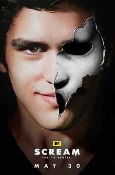 scream the tv series tv show | Scream Jake Season 2 Poster - Scream ( the tv series ) Photo (39550310 ...