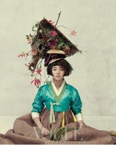 Celebrating Choosuk(Korean Thanks Giving Day)
