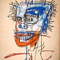 jjunymuustardd: Jean-Michel Basquiat.