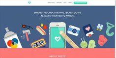 15 exemples d'illustration en Flat design pour le webdesign -