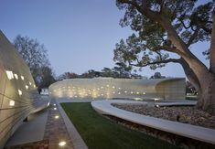 Gallery of Kaplan Family Pavilion at City of Hope / Belzberg Architects - 3