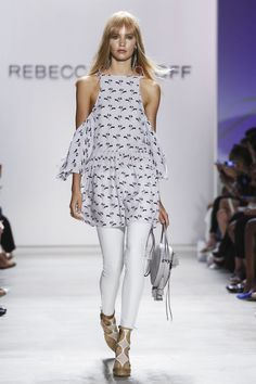 The Style Check: New York Fashion Week S/S16: Day 4 Roundup