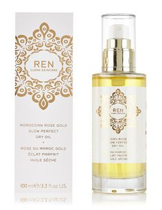 An exquisite dry oil that leaves skin glowingly soft, nourished and healthy. Formulated with precious plant oils and actives, it deeply hydrates, conditions and protects while giving the skin a silky sheen. REN uses only 100% plant and mineral derived actives and is free from skin-unfriendly synthetic ingredients. 100% vegan