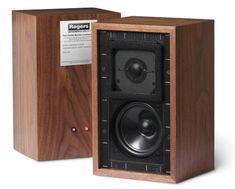 Monitor Speakers, Bookshelf Speakers, Bookshelves, Audio Design, Speaker Design, Mc Intosh, Floor Standing Speakers, Cd Player, Loudspeaker